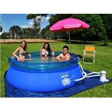 Piscina Splash fun 1.900 litros mor